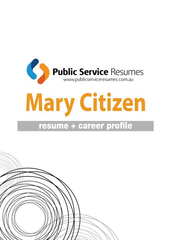 Public Service Resumes 002 fp 1