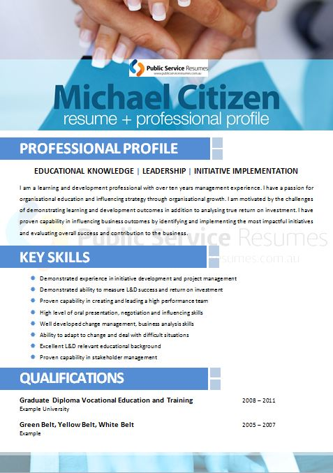 public service resume professional resume  u00bb government resume