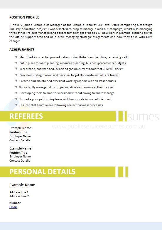 corporate government resume  u00bb public sector resume writing