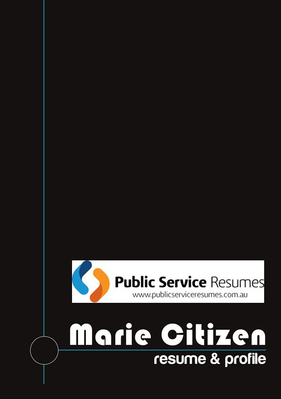 Public Service Resumes 039 FP1