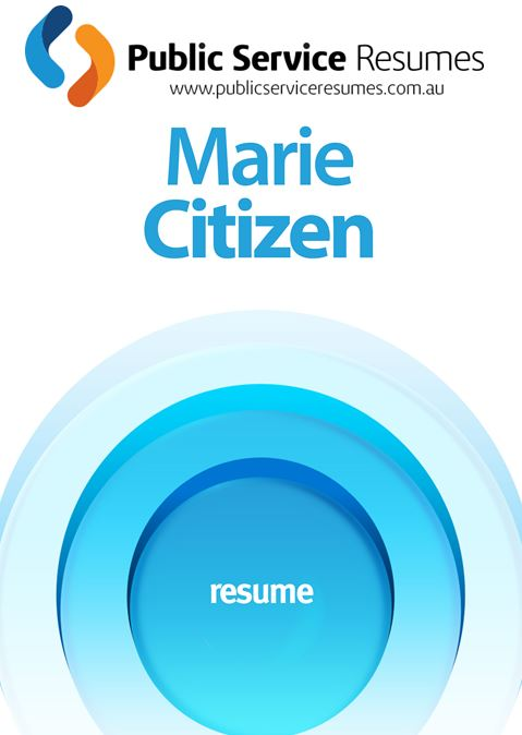 Government Resume Example » Public Service Resumes - Free Review