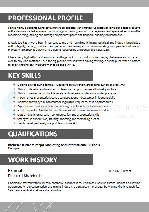 Exelent Resume Selection Criteria Sketch Resume Ideas - 1300 resume examples