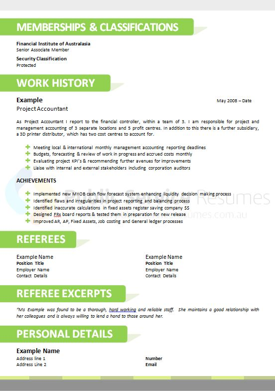 corporate public sector resume  u00bb government resume writing