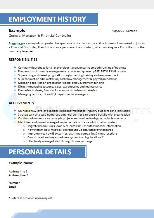 resume writing canberra certification letter sle