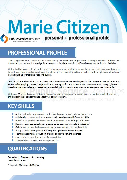 professional resume writing service brisbane