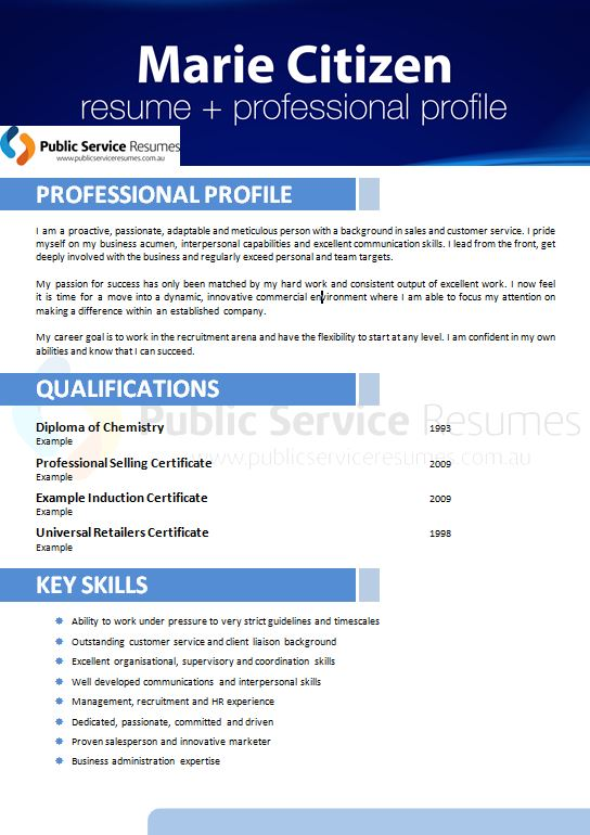 professional resumes adelaide broadcast journalism student