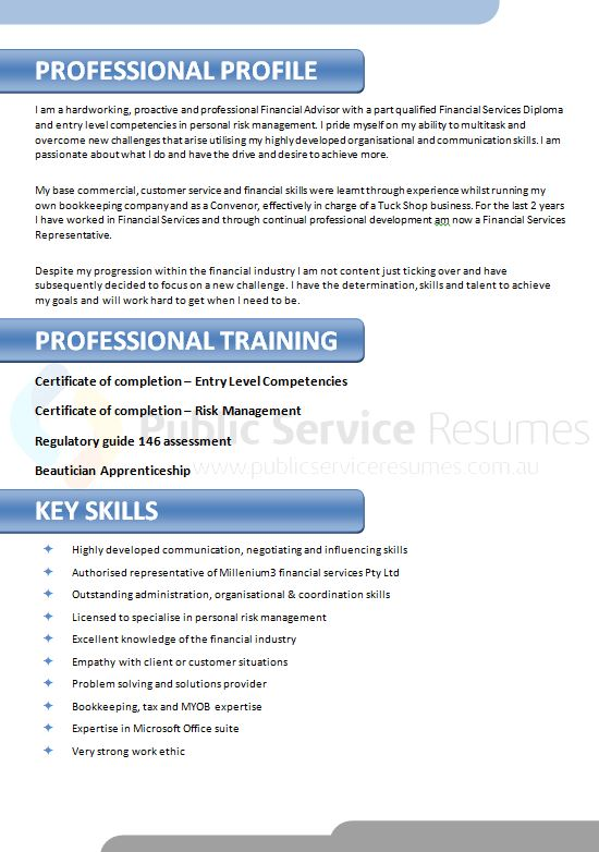 information  u0026 technology resume design  u00bb public service