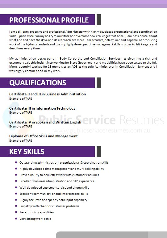 public service resumes  u00bb modern purple resume design  u00bb aps
