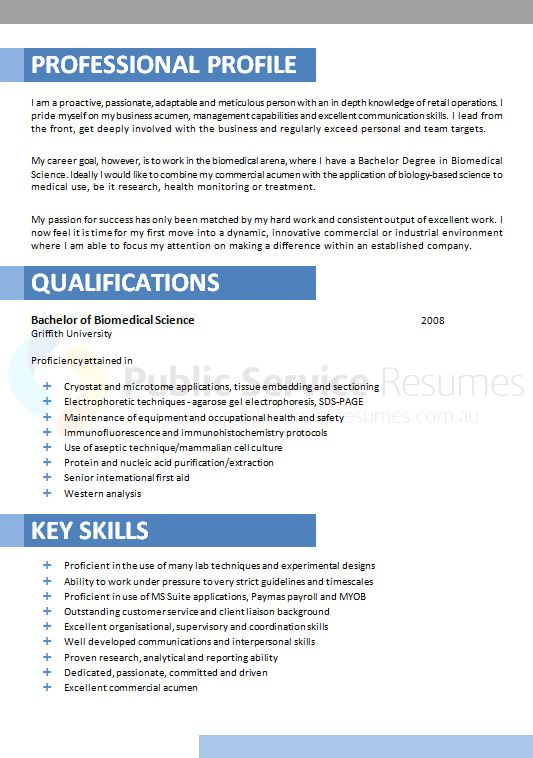 resume and selection criteria writers perth professional