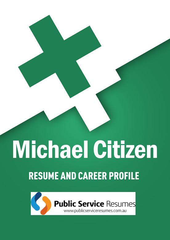 Public Service Resumes 116 fp1
