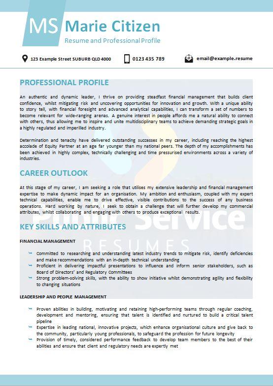 public service senior executive resume public service resume writers