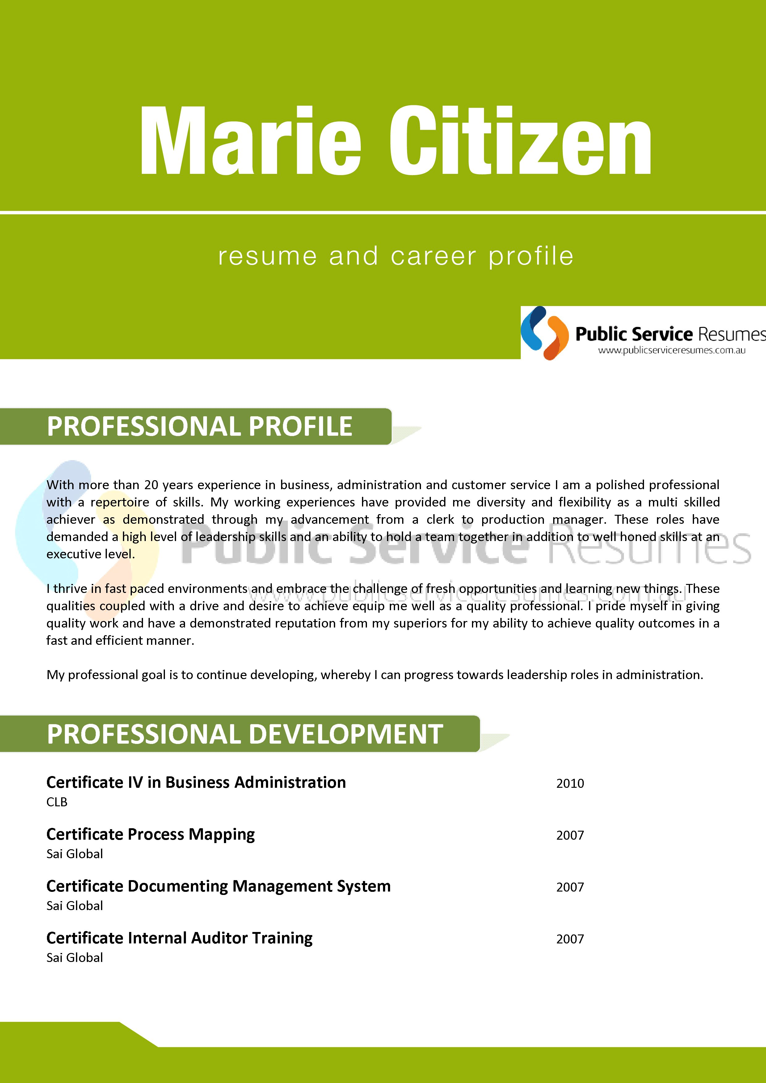 effective government resume  u00bb government resume writing service