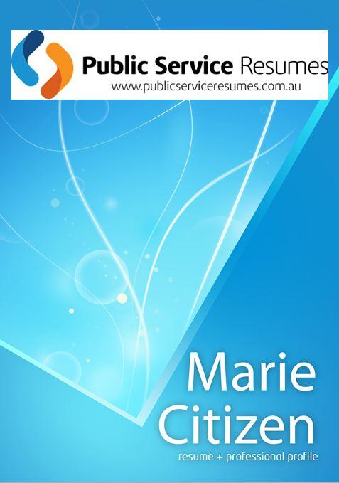 Public Service Resumes 006 fp1