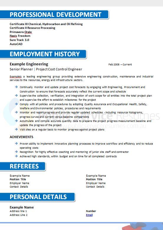 public sector resume design  u00bb public service resumes