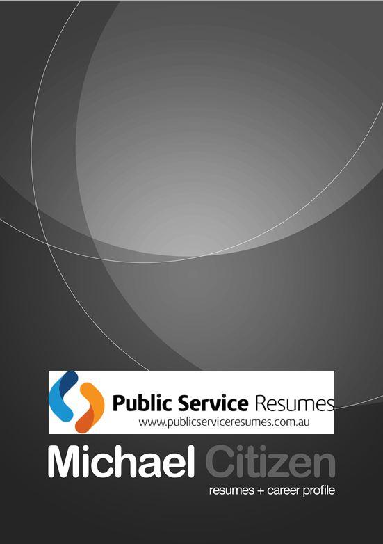 Public Service Resumes 030 fp1