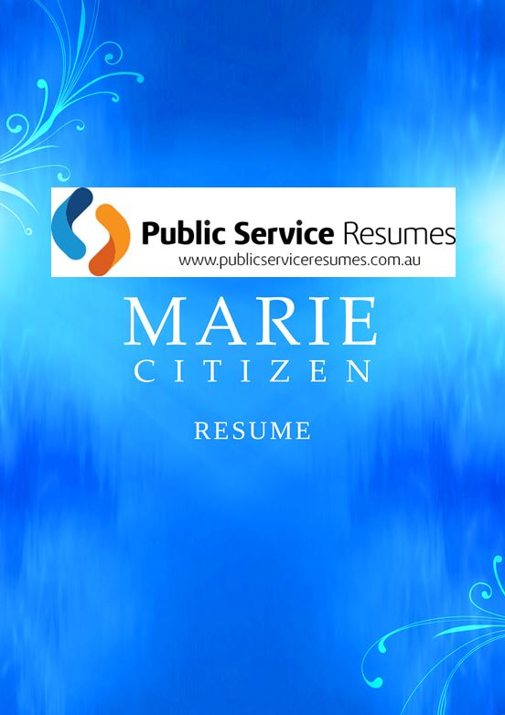 Public Service Resumes 040 fp1
