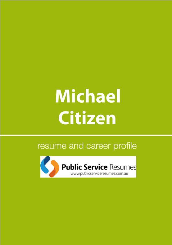 Public Service Resumes 052 fp1