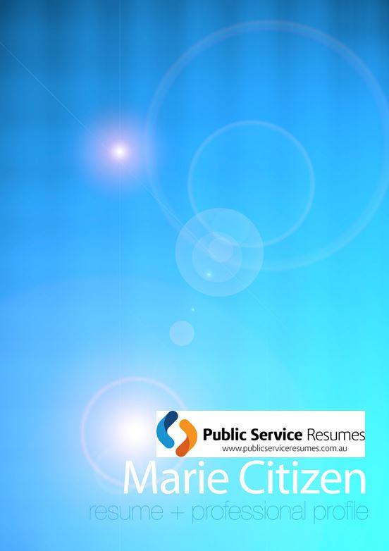Public Service Resumes 060 fp1