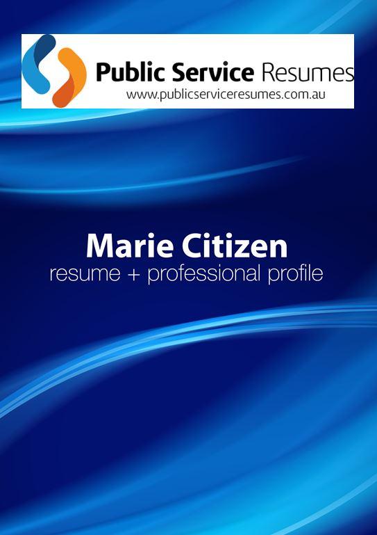 Public Service Resumes 072 fp1