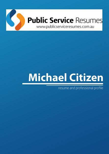 Public Service Resumes 077 fp1