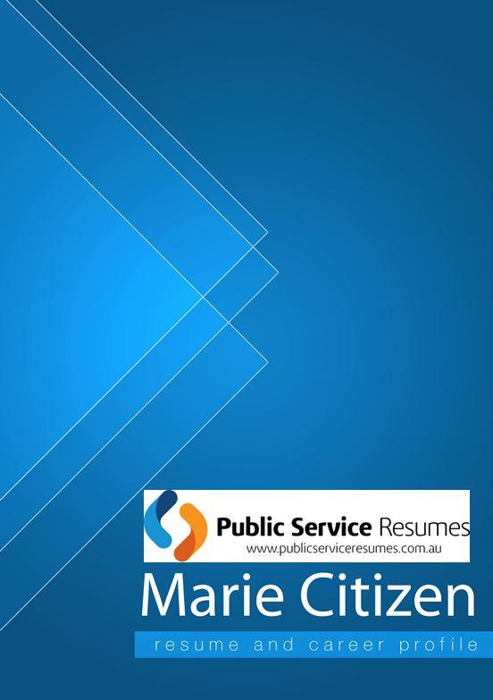 Public Service Resumes 084 fp1