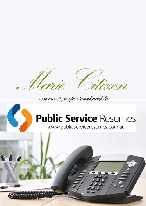 Public Service Resumes 090 fp1