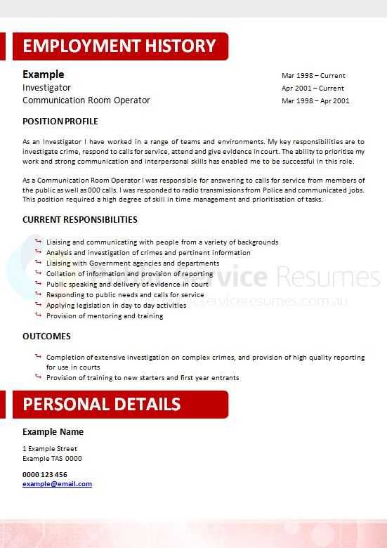 neuroscience government resume  u00bb private and public sector resume